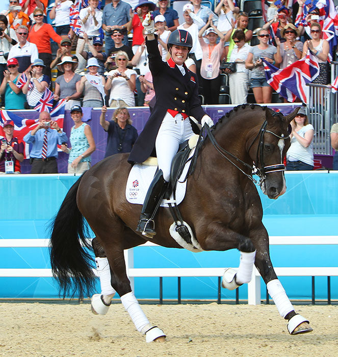 Carl Hester On State Of British Top Sport Dressage