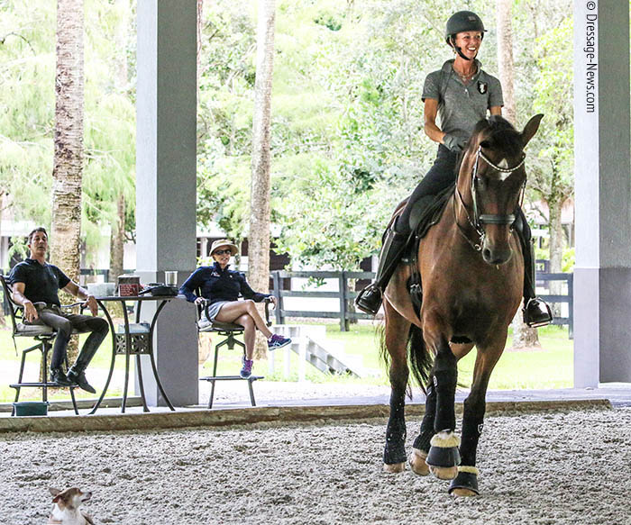 Usa Team Preparing For World Equestrian Games Quietly