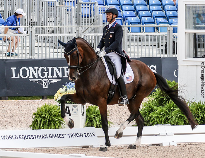 Steffen Peters Rides Suppenkasper to Personal Best Score at Temecula