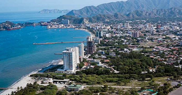 Colombian Coastal City Of Barranquilla Interested In