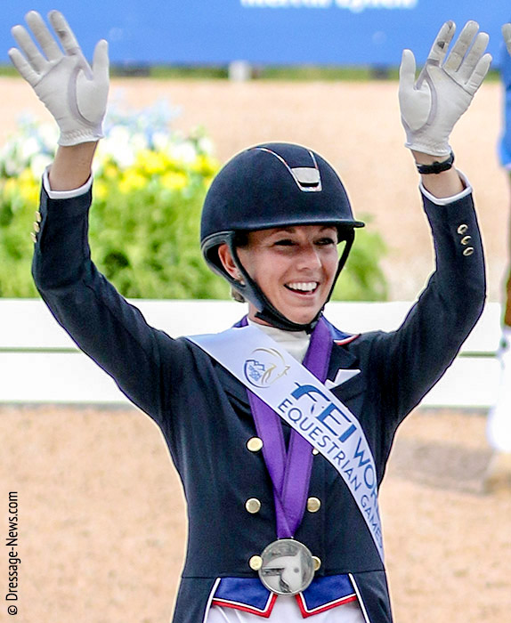 Laura Graves Master Class at Langley, British Columbia June 1-2 – Dressage-News