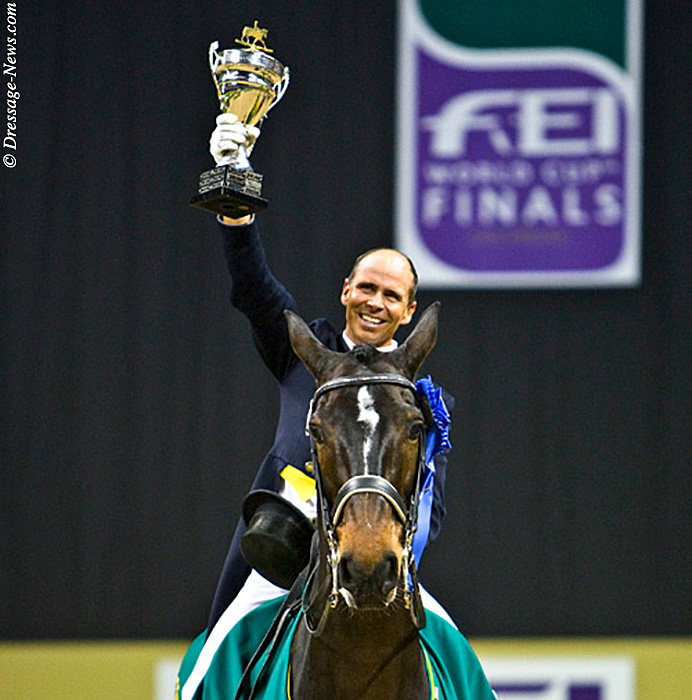 Steffen Peters Aiming Suppenkasper for 2020 World Cup Final in Las Vegas, Where he was 2009 Champion on Ravel – Dressage
