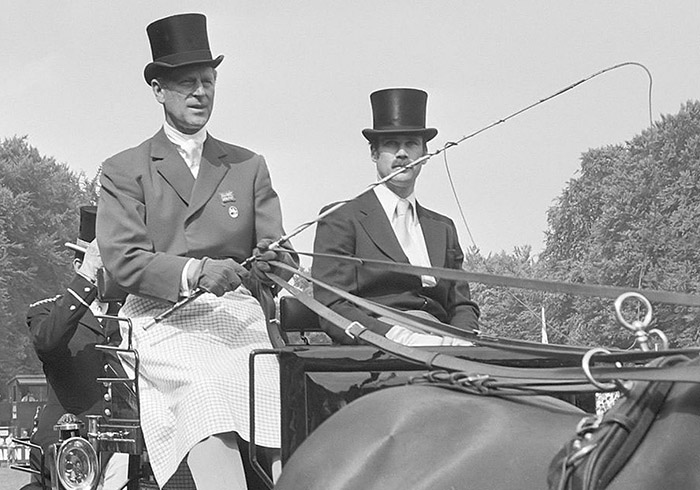 Prince Philip was Longest Serving President of FEI–International Equestrian Federation–for 22 Years